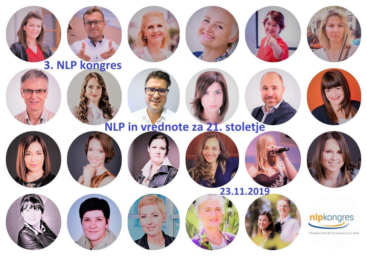3. NLP kongres - kolažavtorjev